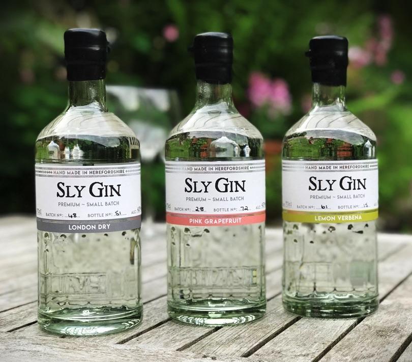 Sly Gin family