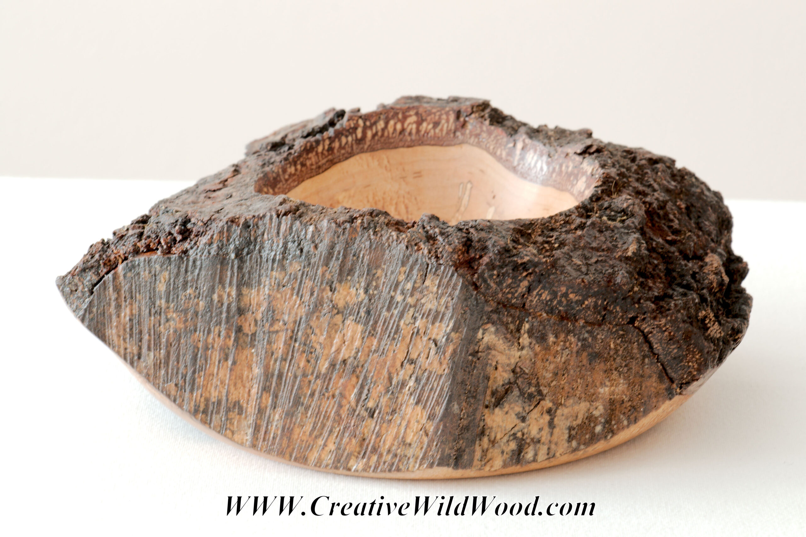Spalted Sweet Chestnut Bowl